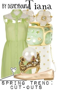 """Tiana"" by lalakay on Polyvore"