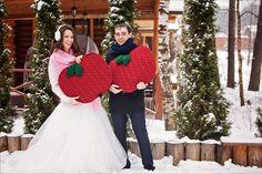 Наша Зимняя Сказка. Ведь зимой исполняются мечты : 107 сообщений : Отчёты о свадьбах на Невеста.info