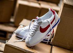 Nike Classic Cortez Nylon OG White Varsity Red
