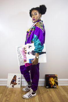 Hip Hop Style Girl 2019