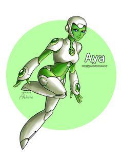 Green+Lantern+Aya+by+Jjiyo.deviantart.com+on+@deviantART