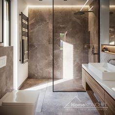 Bathroom some ideas, master bathroom remodel, master bathroom decor and master bathroom organization! Master Bathrooms may be beautiful too! From claw-foot tubs to shiny fixtures, these are the master bathroom that inspire me the most. Bathroom Design Luxury, Bathroom Layout, Modern Bathroom Design, Home Interior Design, Small Bathroom, Bathroom Ideas, Modern Luxury Bathroom, Bathroom Mirrors, Bathroom Cabinets