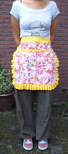Look, it's my new apron :)