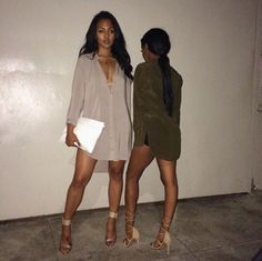 Bad Bitches and Good Clothes — fashionistaswonderland: Instagram: kaicyre