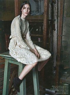 tastylikecherrycola:  Kati Nescher for Vogue Paris August 2012