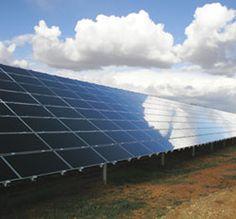 Warren Buffett's Utility to Buy Massive Californian Solar Farm from First Solar : TreeHugger Wind Power, Solar Power, Nrg Energy, Solar Thermal Systems, Alternative Energy, Renewable Energy, Solar Panels, Worlds Largest, Grid
