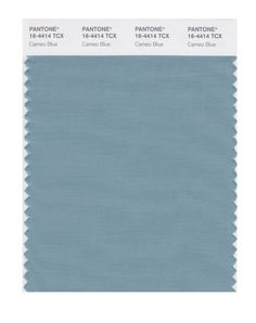 Pantone Smart Swatch 16-4414 Cameo Blue