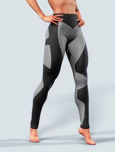 Let's get back in shape! Ever wonder what habits fit women have that you don't? Check out these habits of a fit woman that helps them not gain weight, stay fit and attractive. Sports Leggings, Workout Leggings, Printed Leggings, Workout Pants, Women's Leggings, Girls Pants, Pants For Women, Womens Workout Outfits, Gym Wear