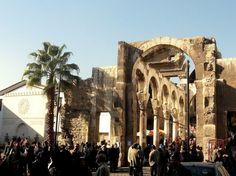 la mas antigua siria