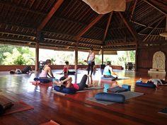 Balispiritfestival - Yoga Barn Ubud Bali