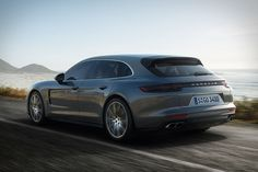 Combining the convenience of a station wagon, the elegant lines of a shooting brake, and the performance you'd expect, the Porsche Panamera Sport Turismo is the latest model in Stuttgart's lineup of four-door vehicles. Its oversized D-pillar transitions into the...