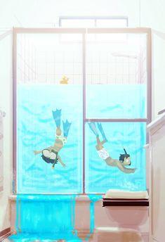Deep Diving. Pascal Campion