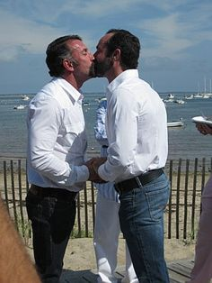 Fernando's and my wedding -  29 August 2008, Provincetown, MA