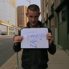 Matt Smith sends Doctor Who fans a charming thank you for all the love. We're going to miss you, Matt!!