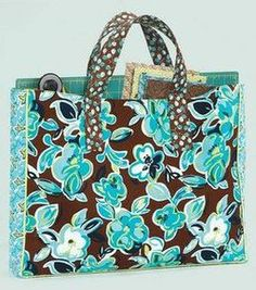 Stonehill Project Tote from Joann Fabric and Craft with PDF Tutorial Download