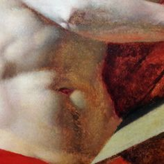 Academic study of a male torso by Jean-Auguste-Dominique Ingres, National Museum in Warsaw.