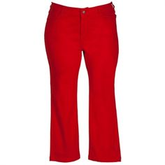 Not Your Daughter's Jeans Plus Size Audrey Ankle Jean #VonMaur #NotYourDaughter'sJeans #PlusSize #Jean