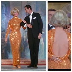 Doris Day - 'Do Not Disturb' (I love this dress too! It's so glamorous!)
