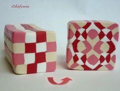 The checkerboard geometrically modified
