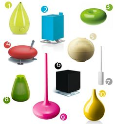 Top 10 Modern Room Humidifiers - dry skin is every woman's enemy! Very very practical gift!