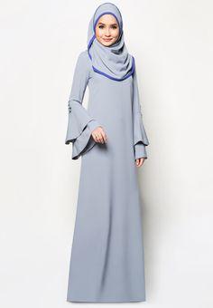 Buy Bella Ammara for ZALORA Mariam Modern Jubah Online | ZALORA Malaysia