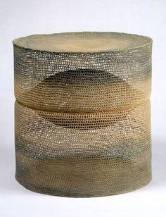 Norma Minkowitz, Together, 11 x 12 x 12 Bamboo Weaving, Weaving Art, Basket Weaving, Contemporary Baskets, Contemporary Art, Textile Sculpture, Sculpture Art, Monuments, Digital Museum