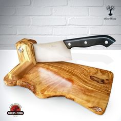 Copy of Olive Wood Biltong Slicer. Purchase an olive wood biltong slicer / chopper to go with your biltong box. We also make a left handed slicer on request. Wooden Diy, Wooden Boxes, Wood Projects, Woodworking Projects, Biltong, Home Decor Kitchen, Kitchen Organization, Laser Engraving, Wood Furniture