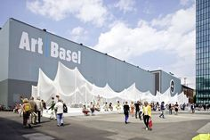 One day to go! Art Basel Miami 2018 will delight, as usual, every modern and contemporary art lover between the and the of December in Miami Beach. Art Basel Hong Kong, Art Basel Miami, Basel Art, Artistic Installation, Contemporary Artwork, E Design, Design Miami, Interior Design, Art Fair