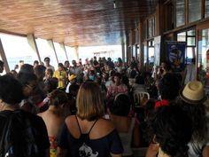Roda de samba agita domingo Paquetá