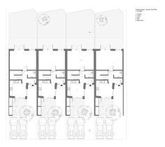 Изображение 24 из 40 из галереи Ньюхолл Южная погоня / Элисон Брукс архитекторов. План