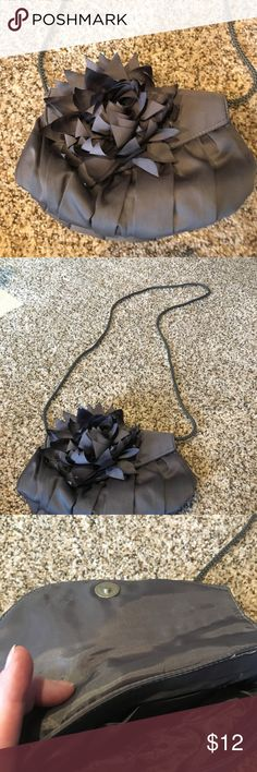 Great little dance dress! Perfect size! Can be shoulder or clutch! Bags Clutches & Wristlets