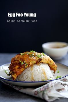 ... Egg Foo Young on Pinterest | Chop suey, Chinese recipes and Egg foo