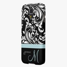 Love it! This Elegant Black and White Damask Pattern with Monogram Samsung Galaxy Nexus Case is completely customizable and ready to be personalized or purchased as is. It's a perfect gift for you or your friends.