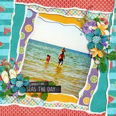Seas+the+day - Scrapbook.com