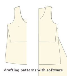 Drafting Patterns with Software