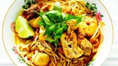 Curry laksa | Malaysian recipes | SBS Food