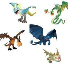 Como entrenar a tu Dragon - How to train your dragon