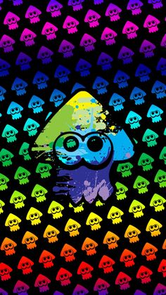 Splatoon Multicolor
