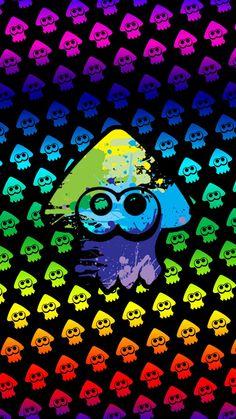 Splatoon Multicolor