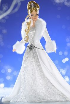 Winter Fantasy™ Barbie® Doll | Barbie Collector  Collector Edition  Release Date: 7/1/2003  Product Code: B2519