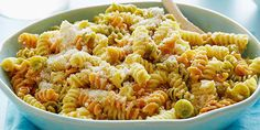 Vegetable Vinaigrette Pasta : Create a satisfying pasta sauce in mere minutes by pureeing fresh carrots and zucchini with Dijon mustard. Caesar Pasta Salads, Pasta Salad Recipes, Top Recipes, Side Dish Recipes, Side Dishes, Vegetarian Recipes, Cooking Recipes, Healthy Recipes