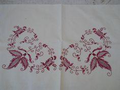 bordado mallorquin bordado (2) | Aprender manualidades es facilisimo.com
