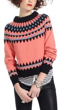 Tahko Fairisle Sweater