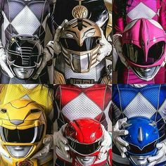 Power Rangers (Bat in The Sun Outfits) #SonGokuKakarot