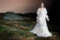 wedding+dress+Alexander+McQueen | ... mcqueen valentino beauty at alexander mcqueen valentino s perfect