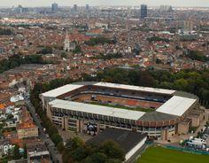 ANDERLECHT / BRUSSELS CONSTANT VANDENSTOCK stadion
