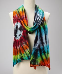 LOVE LOVE LOVE this scarf!  Add flare to any outfit for a minimal cost.  All supplies available at Len's Mill Stores.  #lensmillstores