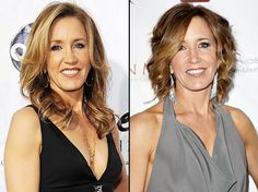 Felicity Huffman debuted a new haircut at the 56th Annual Genii Awards on April 23, 2013 in Los Angeles, California.