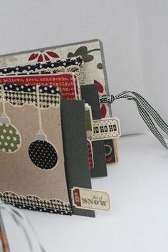 Cute Christmas mini album