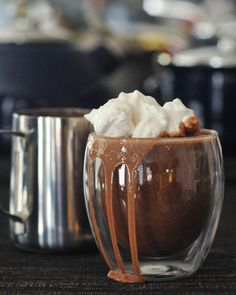 Cashew Hot Cocoa wit